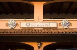 German Pub sign