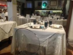 Ristorante tables