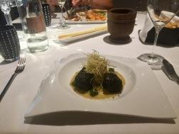 Black Sesame-encrusted Tuna