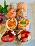 fusion sushi mix