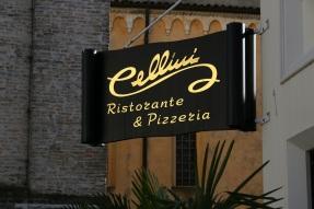 Cellini Sign