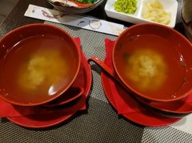 tasty miso soup