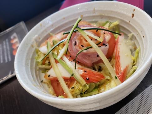 seafood salad II