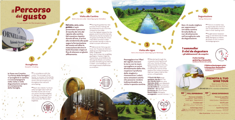 wine tour ornella bellia
